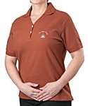 Womens Pima Cotton Sport Shirt