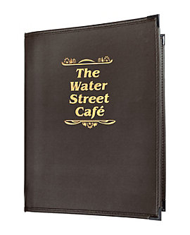 Double Pocket Fine Cafe Menu