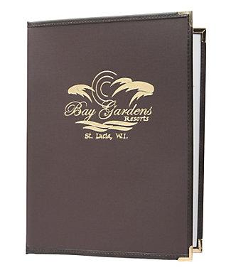 fine bistro menu covers