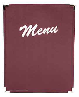 Single Pocket Fine Bistro Menu