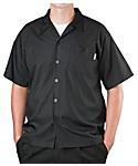 Lightweight Short Sleeve Active Chef Kitchen Shirt