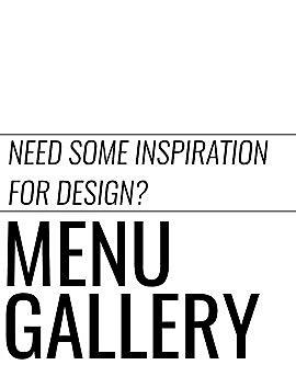 Menu Gallery