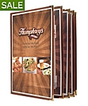 Cafe Menu Covers