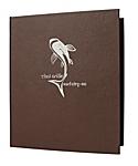 3-Ring Binder Premium Plus Bonded Leather Casebound Menu