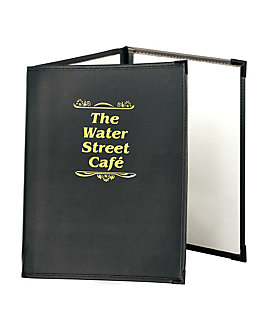 Triple Pocket Fine Cafe Menu